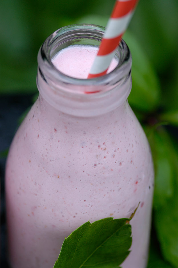 The milkshake was invented around 1900 with its predecessor dating back to 1885