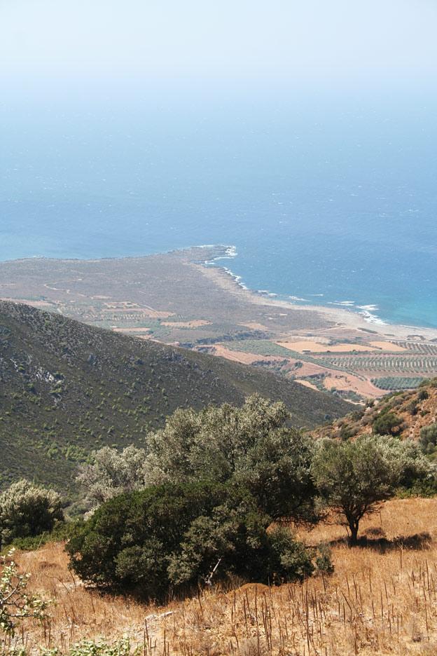 Sea, Crete