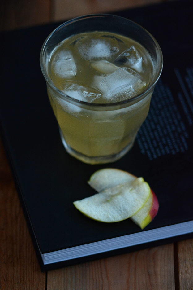Apple orchard, a cocktail inspired by London and the apple season