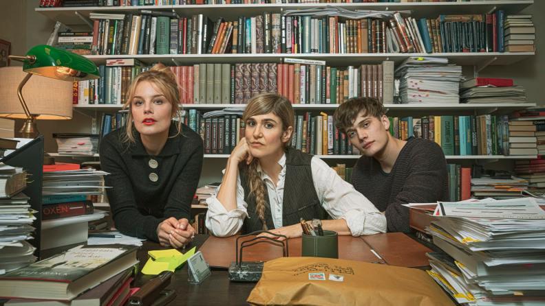 Ida Engvoll To Lead Netflix Dramedy Love Anarchy Nordic Drama
