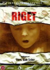 riget dvd cover