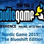Nordic Game 2015: The Blueshift Edition