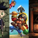 GCDA 2015 nominees Shadow Puppeteer, Raids of Glory & Medusa's Labyrinth