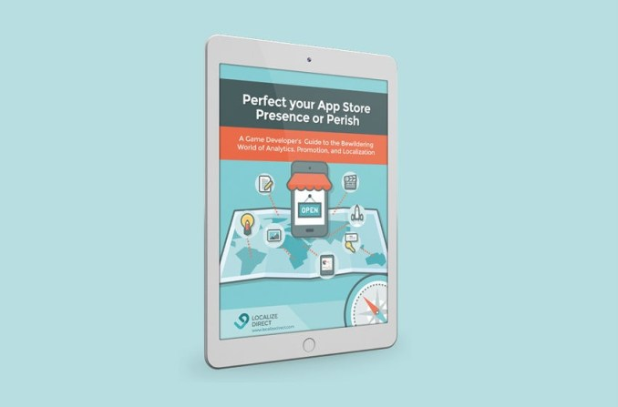 Perfect your App Store Presence or Perish, free e-book from LocalizeDirect