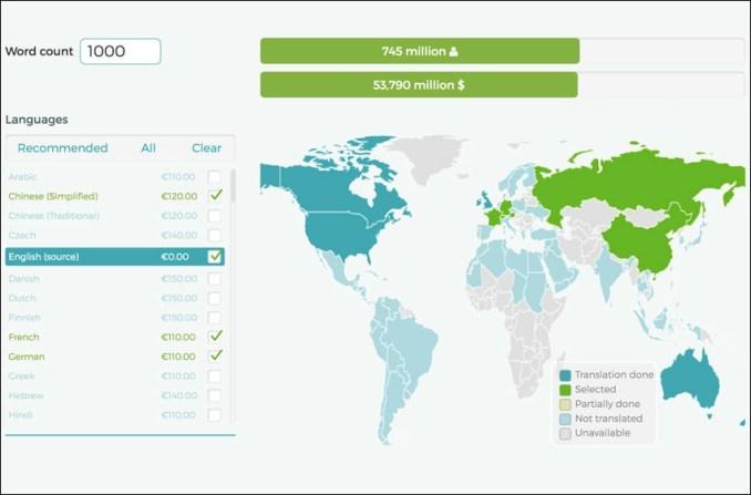 LocalizeDirect web app