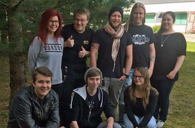 Northern Game Summit 2016 team