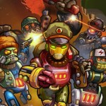 SteamWorld Heist, funded by Creative Europe