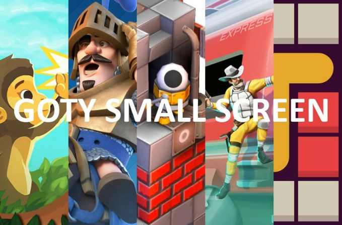 2017 NG Awards nominees: Nordic GotY - Small Screen