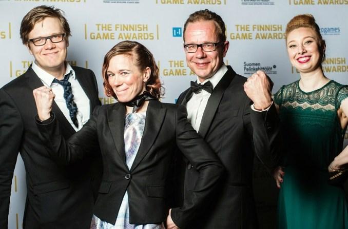 Finnish Game Awards 2016