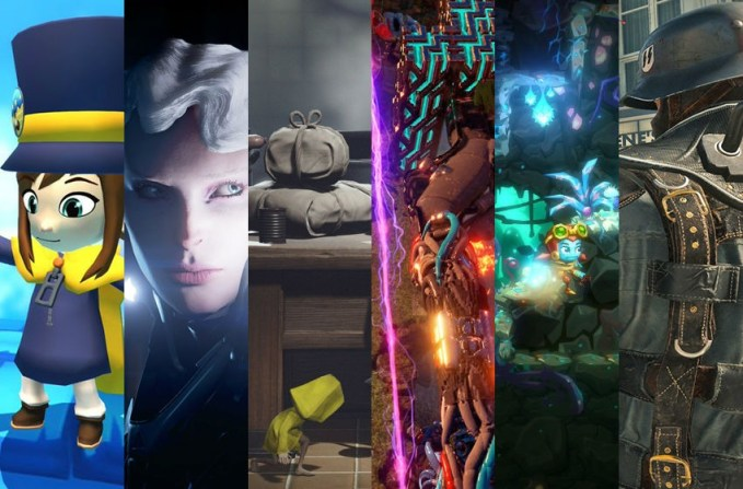 2018 NG Awards nominees: Nordic GotY