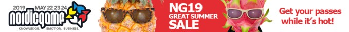 NG19 Great Summer Sale!