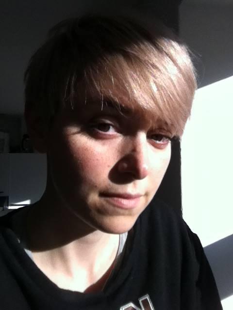 Sanne Harder, Denmark - Editor