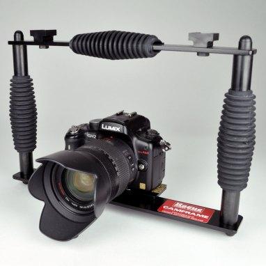 Hague CFSLR DSLR Camframe camera aage steady mount.