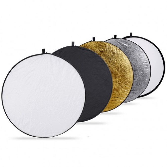 42 inch 5-in-1 reflector.
