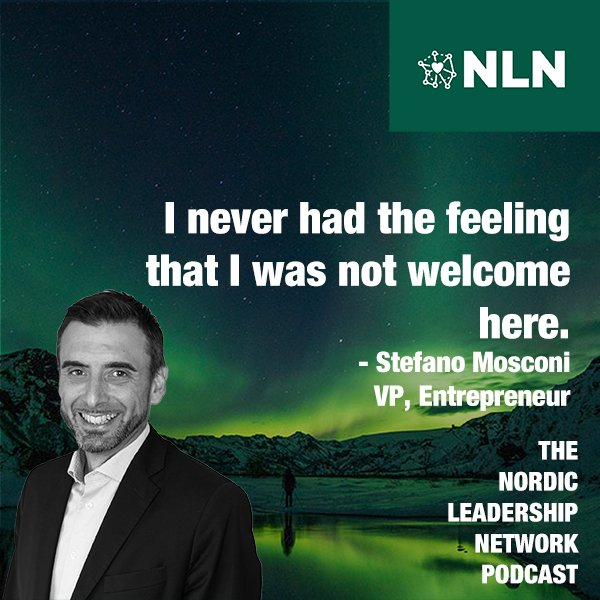 "Ep. 15 – Stefano Mosconi – Why to increase diversity in your company – and how. A ""Future Finland"" interview"