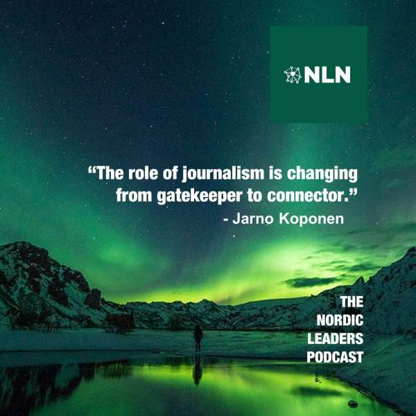 Ep. 26 – Part 2/2 of Jarno Koponen – The future of news and a new media literacy.