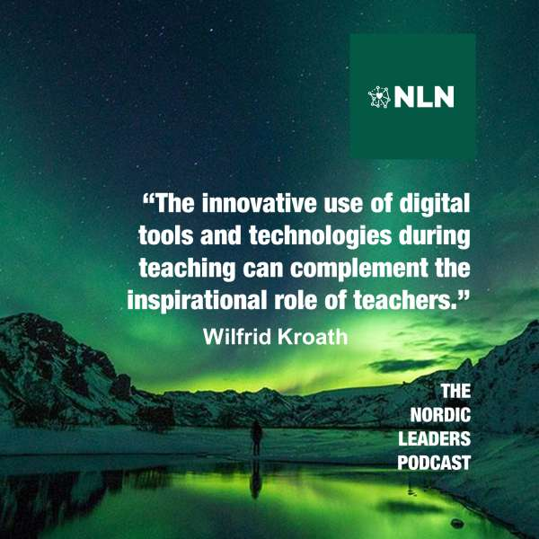 Episode 27 – Wilfrid Kroath – The future of digital education