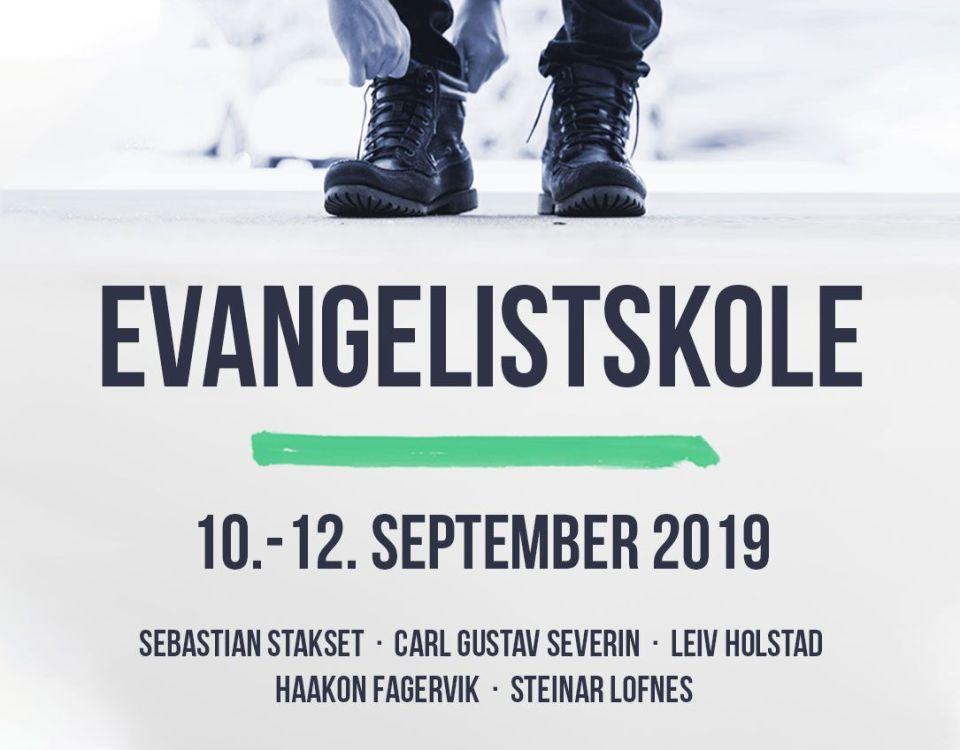 Evangelistskole 10-.12. september 2019