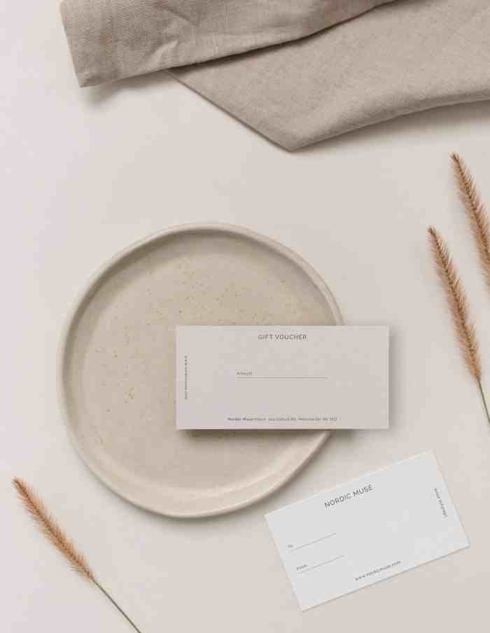 Nordic Muse Gift Voucher
