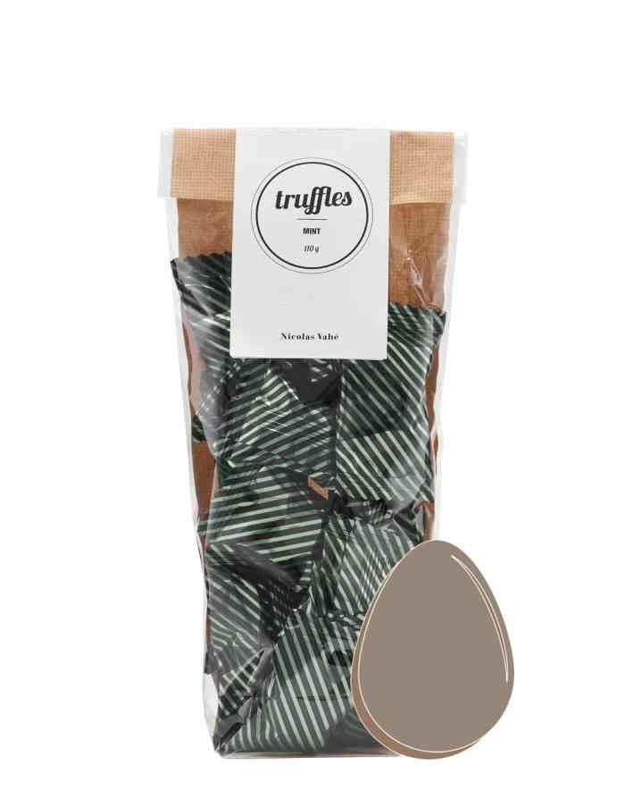 Mint Chocolate Truffles, Nicolas Vahé