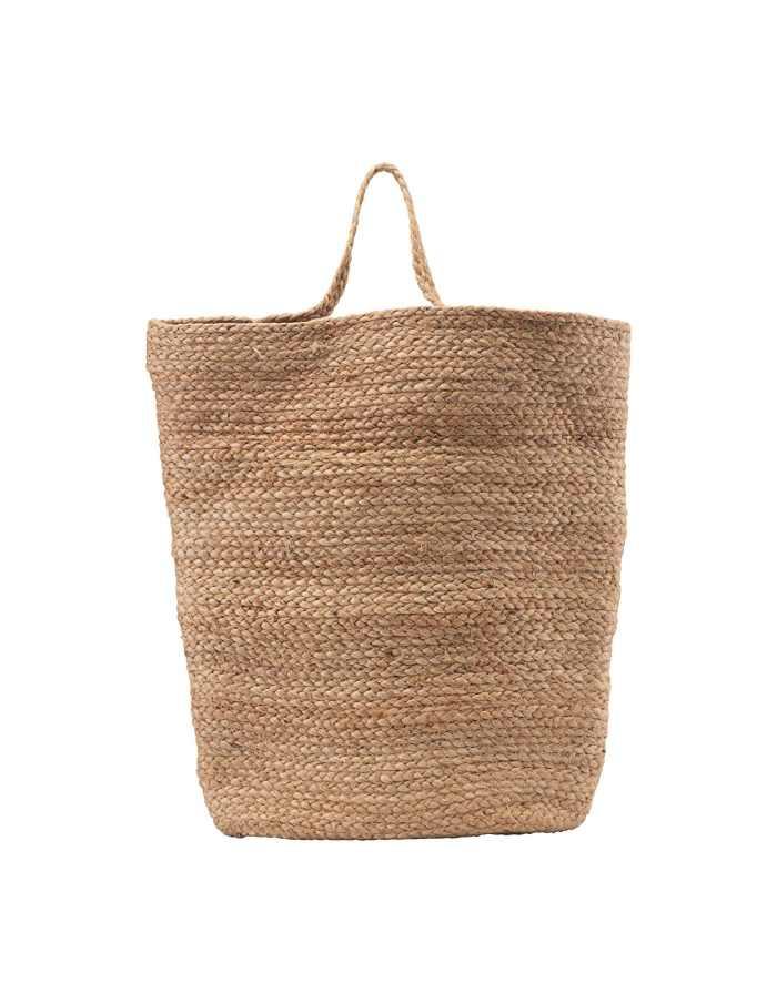 Extra Large Hemp Hanging Basket, House Doctor
