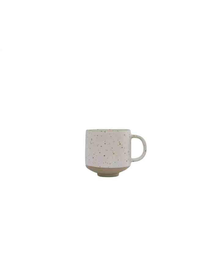 Speckled Stoneware Hagi Cup, OYOY