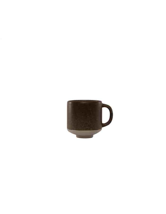 Brown Stoneware Hagi Cup, OYOY