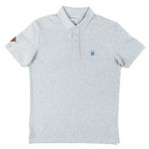 Regular Fit Polo Odin Grey