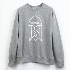 Sweater Odin Grey