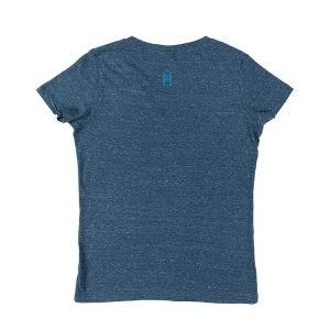T-shirt V Neck NORDIC Big Puff
