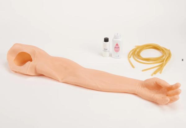 UUSI Lifeform Multi-Venous IV + Injection Arm Light skin tone
