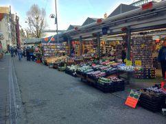 Bloemenmarkt, the flower market