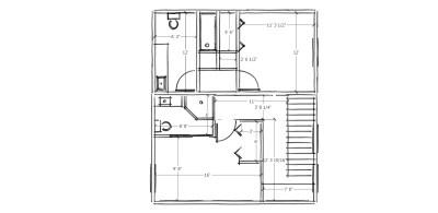 Alva Top Floor Sketchy