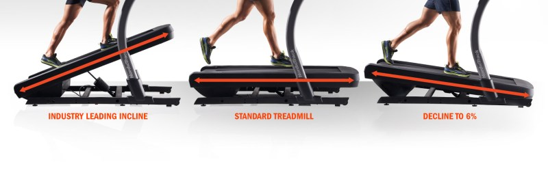 nordictrack x9i incline trainer with decline