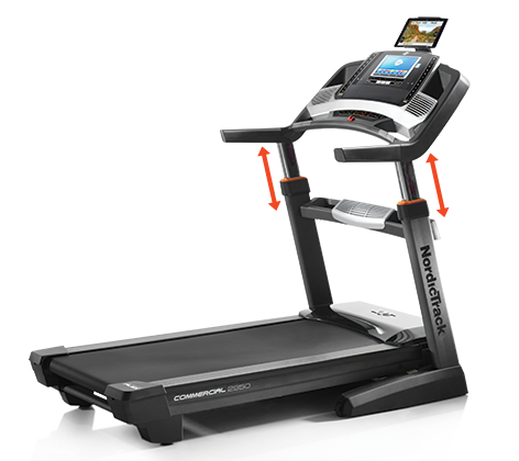 nordictrack 2450 vs 2950 treadmill - 2016 Models