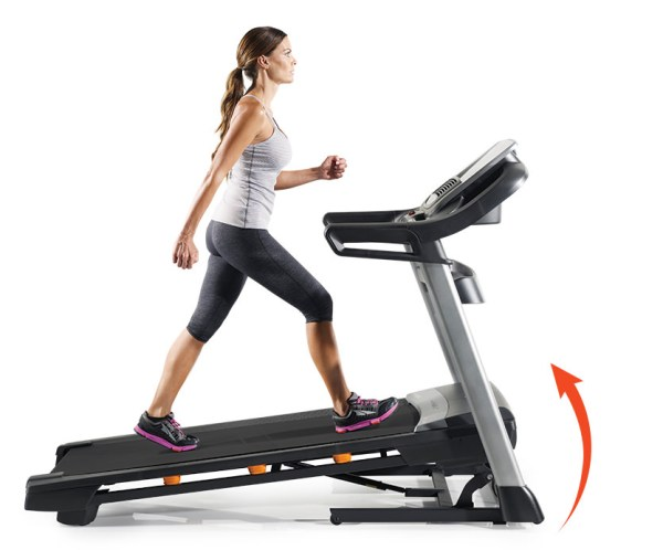 What to look for when buying a treadmill - incline