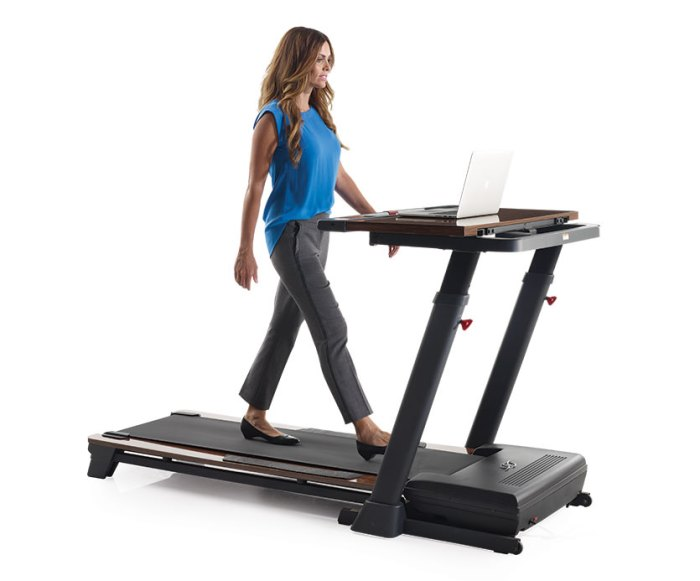 nordictrack treadmill desk vs treadmill desk platinum