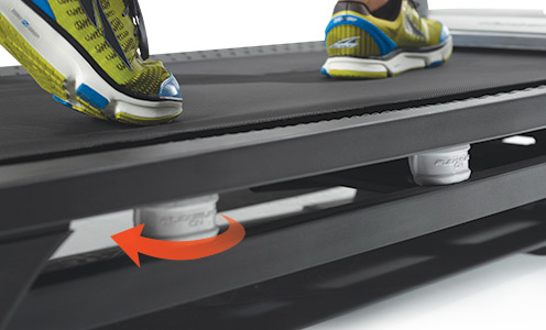 c700 treadmill cushioning