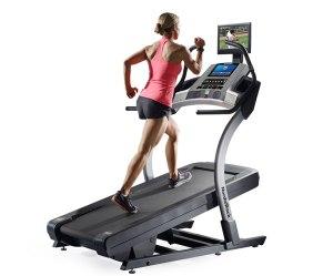 x15i incline trainer treadmill