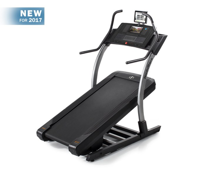 nordictrack X9 vs x11 incline trainer