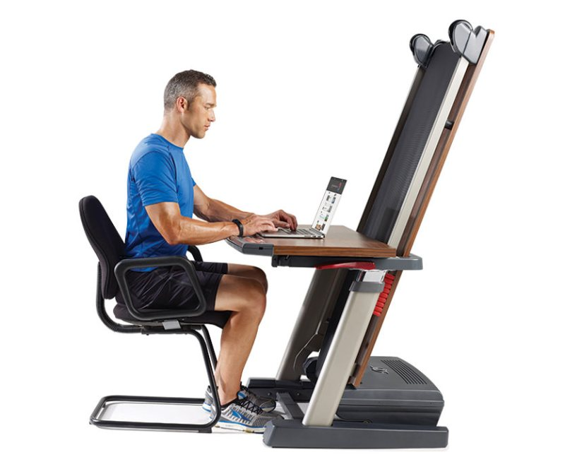 Nordictrack Treadmill Desk vs Platinum