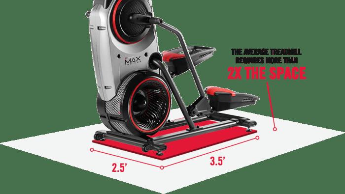 bowflex max trainer vs incline trainer