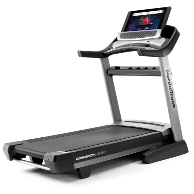 nordictrack 1750 or 2950 treadmill