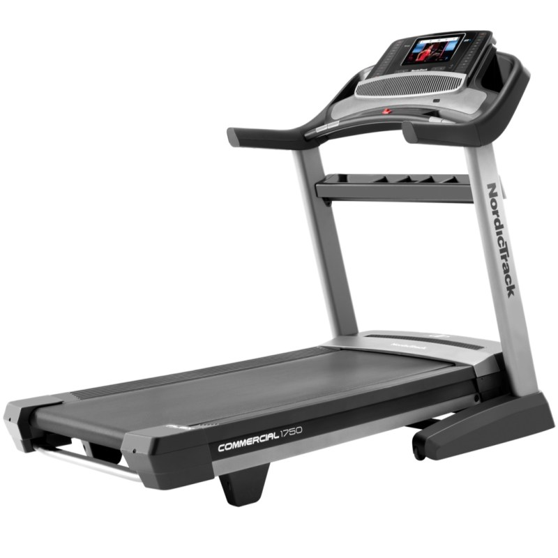 Commercial 1750 Treadmill Assembly: Nordictrack Updates Nordictrack 1750 Treadmill For 2019