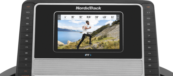 nordictrack T8.5 with ifit