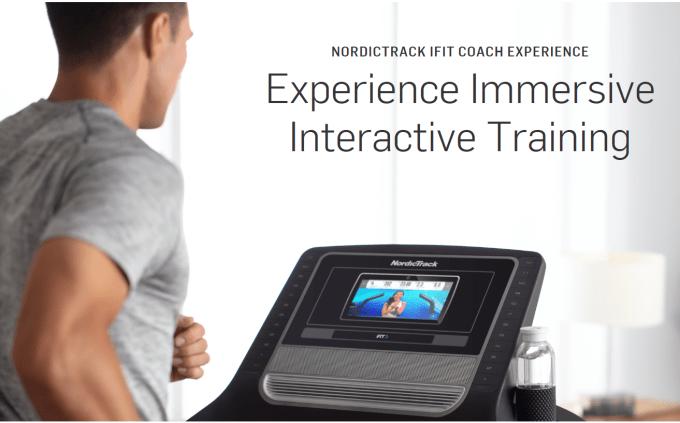 Nordictrack T7.5 S Treadmill