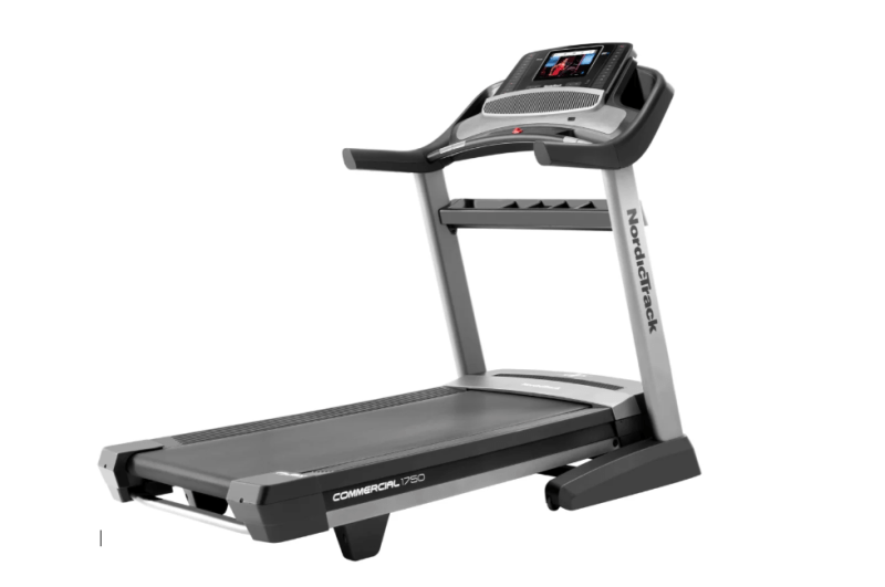 Nordictrack Commercial 1750 treadmill review 2019