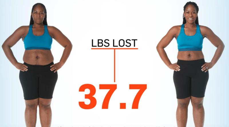 incline trainer weight loss before after
