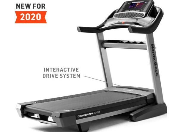 Best Home Treadmill 2020.Nordictrack Updates The 1750 Treadmill For 2020 What S New