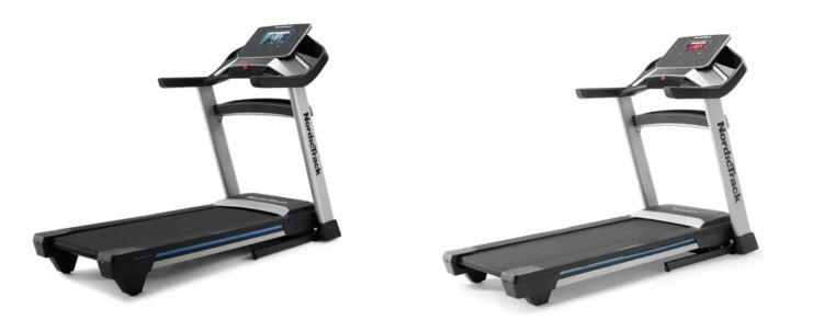 nordictrack exp 7i vs 10i treadmill comparison